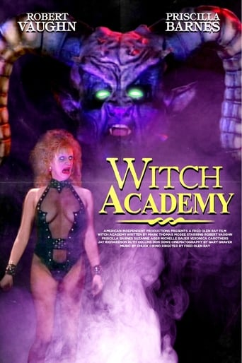 Poster of Witch Academy