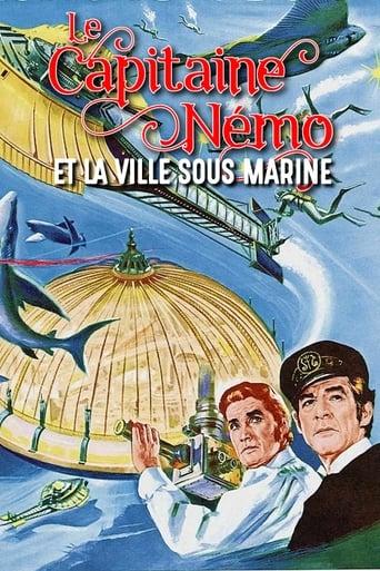 Poster of Le Capitaine Nemo et la Ville Sous-Marine