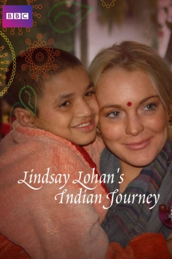 Lindsay Lohan's Indian Journey