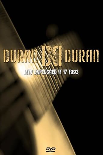 Poster of Duran Duran MTV Unplugged