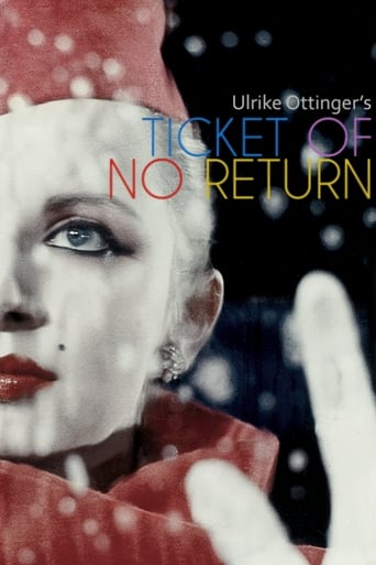 Poster of Ticket of No Return