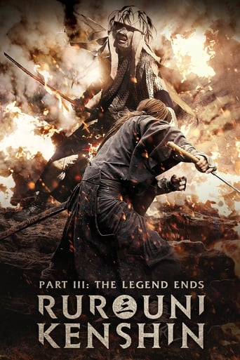 Poster of Rurouni Kenshin Part III: The Legend Ends