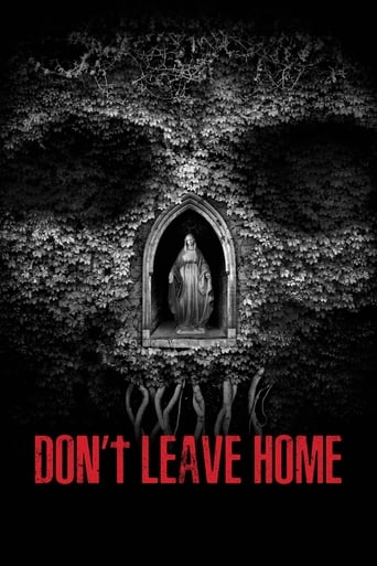 Poster of Don't Leave Home