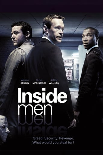 Poster of Inside Men