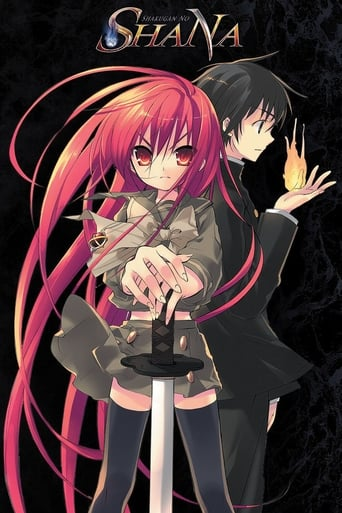 Poster of Shakugan no Shana