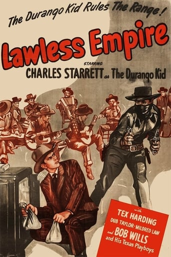 Poster of Lawless Empire