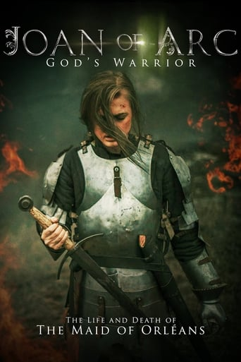 Poster of Joan of Arc: God's Warrior
