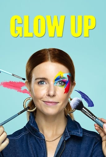 Glow Up: Britain's Next Make-Up Star Poster