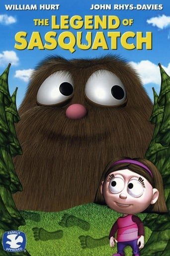 Poster of The Legend of Sasquatch