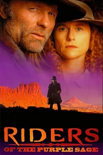 Poster of Riders of the Purple Sage