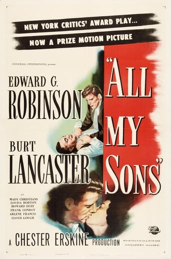 Poster of All My Sons