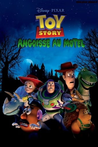 Poster of Toy Story : Angoisse au motel