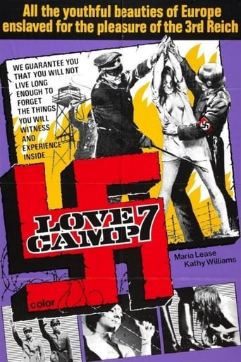 Love Camp 7 Movie Poster
