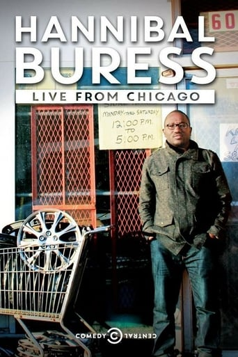 Poster of Hannibal Buress: Live From Chicago