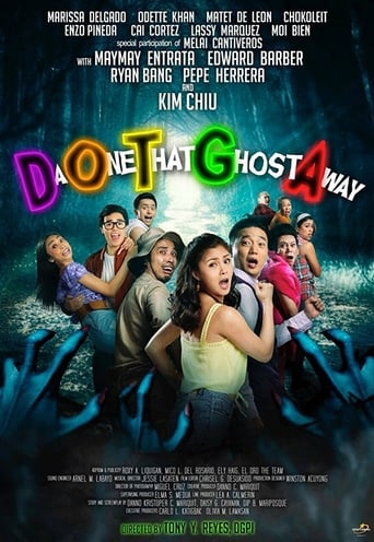 Poster of DOTGA: Da One That Ghost Away