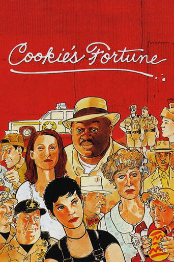 Poster of Cookie's Fortune