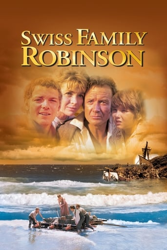 Poster of Swiss Family Robinson