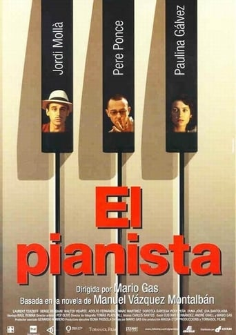 Poster of El pianista