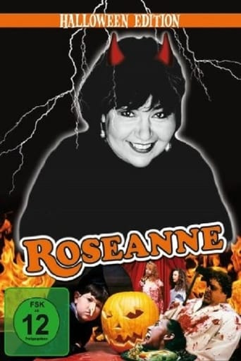 Poster of Roseanne (Halloween Edition)
