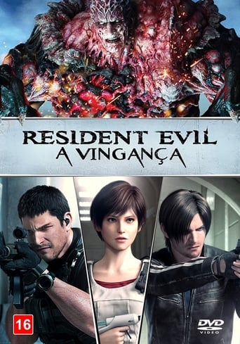 Resident Evil: A Vingança - Poster