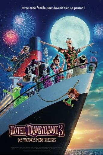 Poster of Hôtel Transylvanie 3 : Des vacances monstrueuses