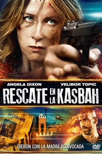 Poster of Rescate en La Kasbah