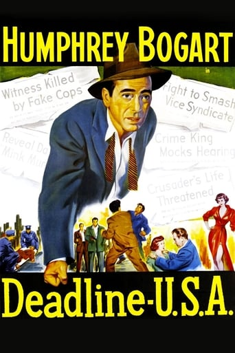 Poster of Deadline - U.S.A.