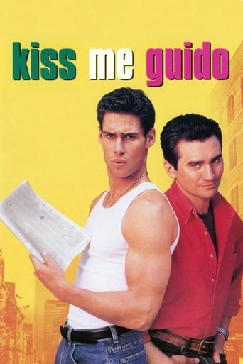 Poster of Kiss Me, Guido