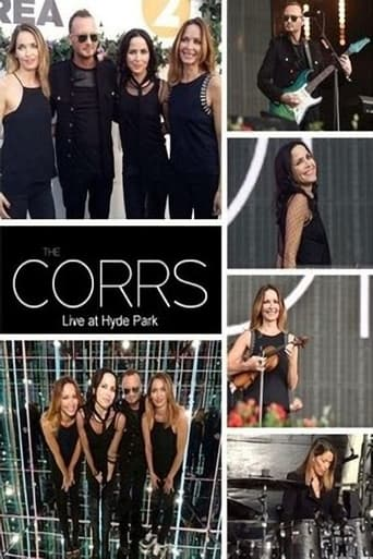 Poster of The Corrs: BBC Radio 2 Live at Hyde Park
