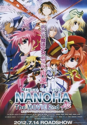 Poster of Magical Girl Lyrical Nanoha: The Movie 2nd A's