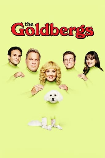 Poster The Goldbergs