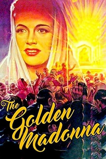 Poster of The Golden Madonna