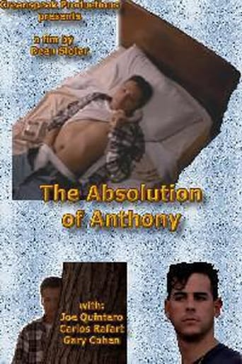 Poster of The Absolution of Anthony