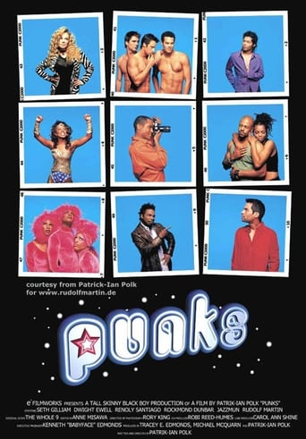 Poster of Punks