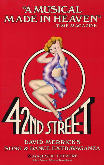Poster of 42nd Street