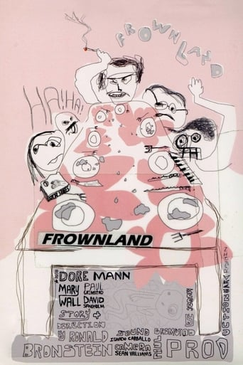 Frownland Movie Poster