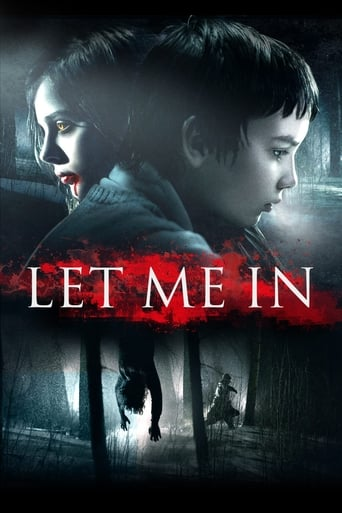 Poster of Let Me In
