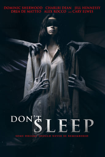 Poster of Don't Sleep
