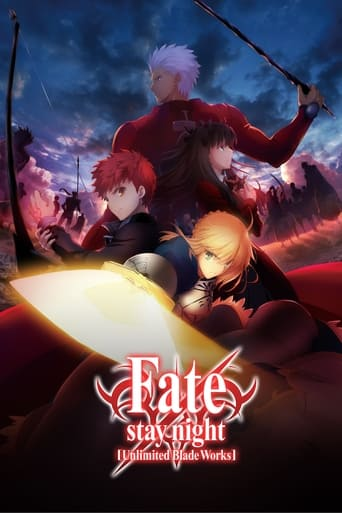 Fate/stay night [Unlimited Blade Works] image