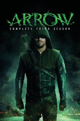 Strėlė / Arrow (2014) 3 Sezonas