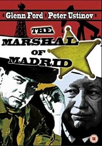 Poster of The Marshal of Madrid