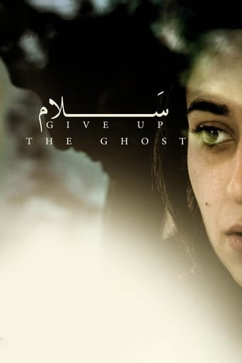 Poster of Give Up the Ghost