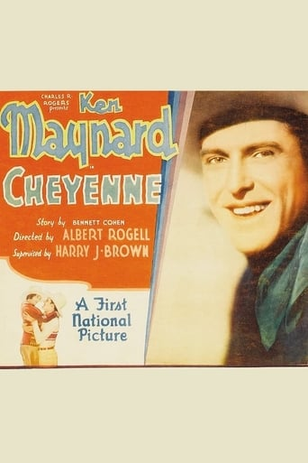 Watch Cheyenne Online Free Putlocker