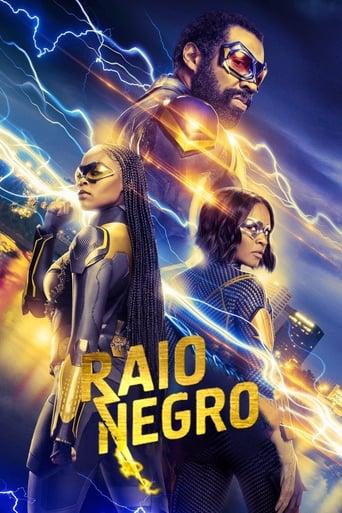 Raio Negro 4ª Temporada - Poster