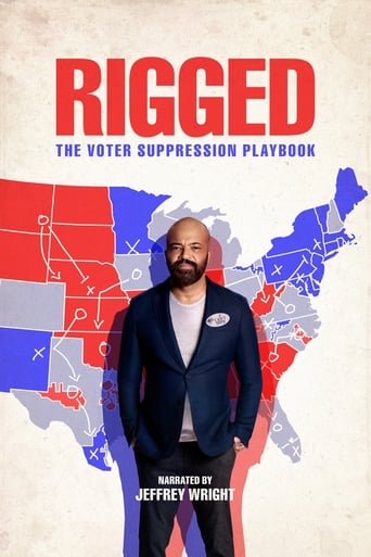 Rigged: The Voter Suppression Playbook