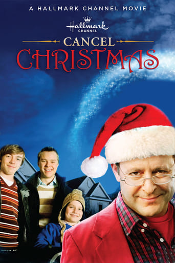 Poster of Cancel Christmas