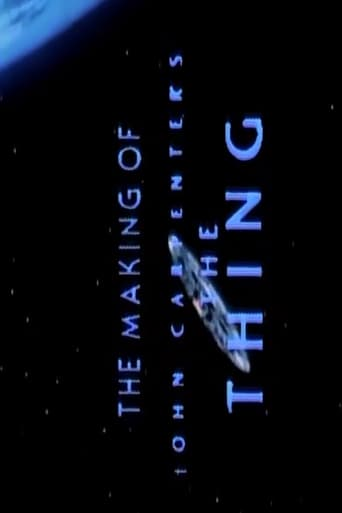 The Making of The Thing