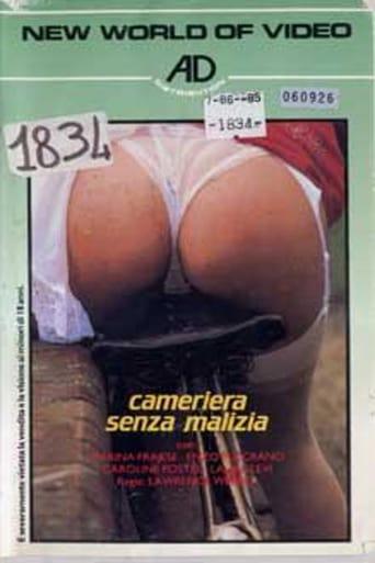 Poster of Cameriera senza... malizia