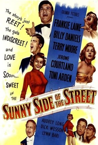 Poster of Sunny Side of the Street