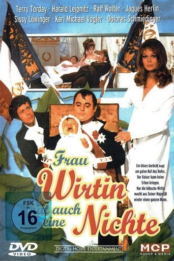 Poster of Frau Wirtin hat auch eine Nichte